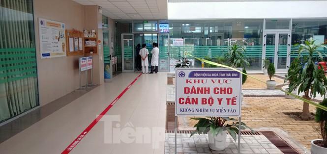 Kết quả xét nghiệm các trường hợp tiếp xúc gần bệnh nhân 566 ở Thái Bình - ảnh 2