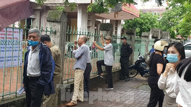 An ninh siết chặt tại phiên xử giang hồ Đường 'Nhuệ' - ảnh 4
