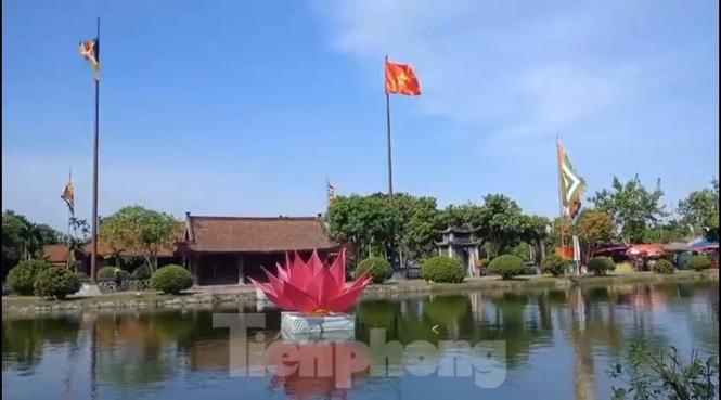 Khai hội ngôi chùa cổ có gác chuông bằng gỗ cao nhất Việt Nam - ảnh 5