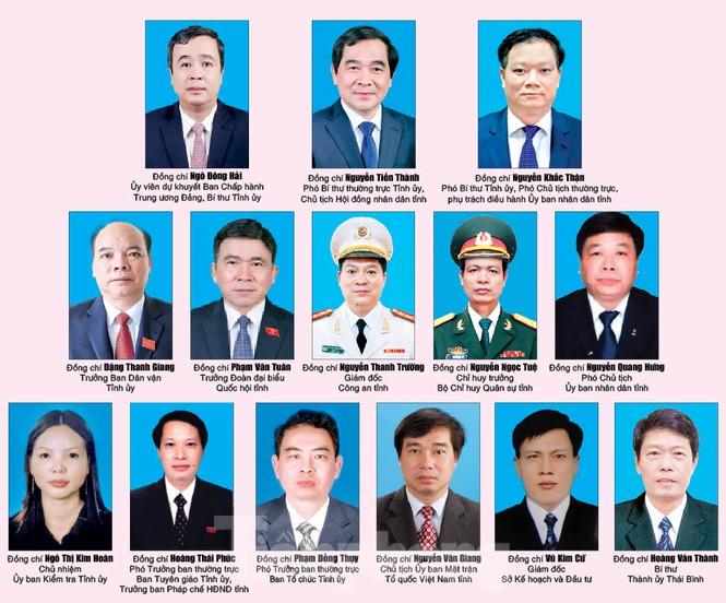 Giới thiệu ông Nguyễn Khắc Thận để bầu làm Chủ tịch UBND tỉnh Thái Bình - ảnh 3