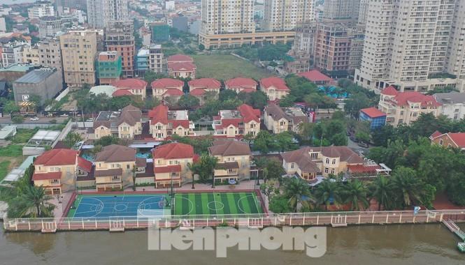 Dự án Golden Future City xây 'chui', biệt thự Thảo Điền bịt kín bờ sông Sài Gòn - ảnh 1