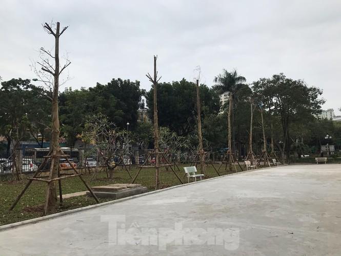 Vừa 'đòi ' được khu đất vàng, dân lại lo DN lấp hồ Thành Công xây chung cư - ảnh 6