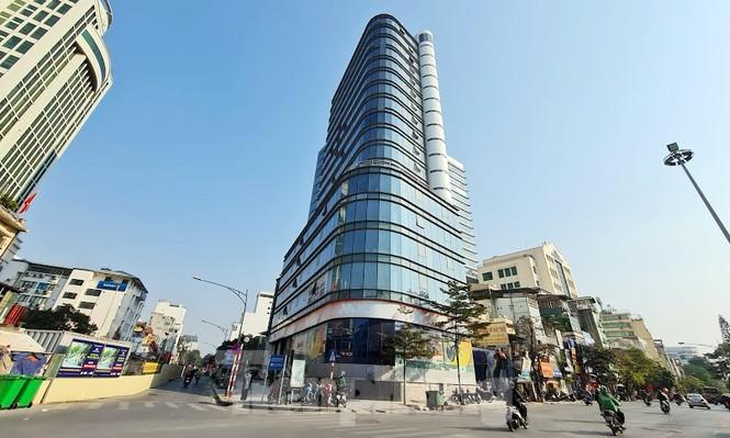 Chuyển tòa nhà văn phòng thành căn hộ khách sạn khi chưa đủ điều kiện - ảnh 1