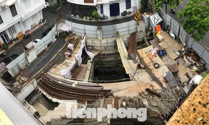 Thanh tra Chính phủ vào cuộc vụ cấp phép 4 tầng hầm cho nhà riêng lẻ - ảnh 1