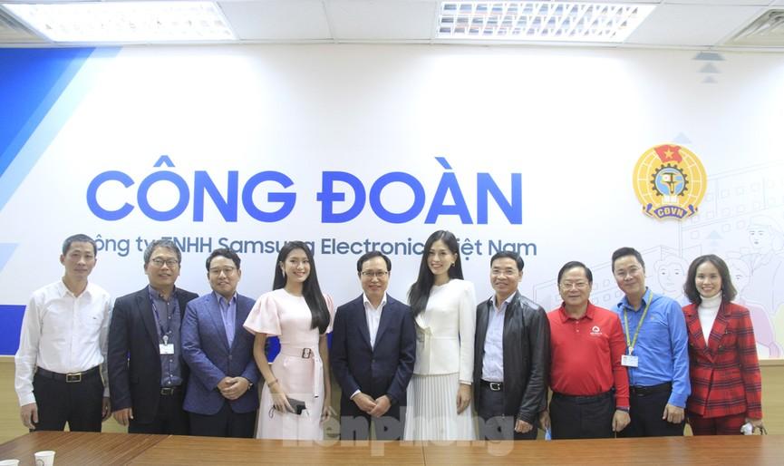 Samsung Việt Nam hiến máu hưởng ứng chương trình Chủ nhật Đỏ - ảnh 3
