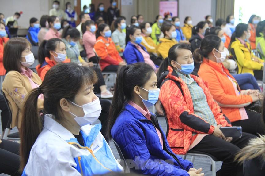 Samsung Việt Nam hiến máu hưởng ứng chương trình Chủ nhật Đỏ - ảnh 5