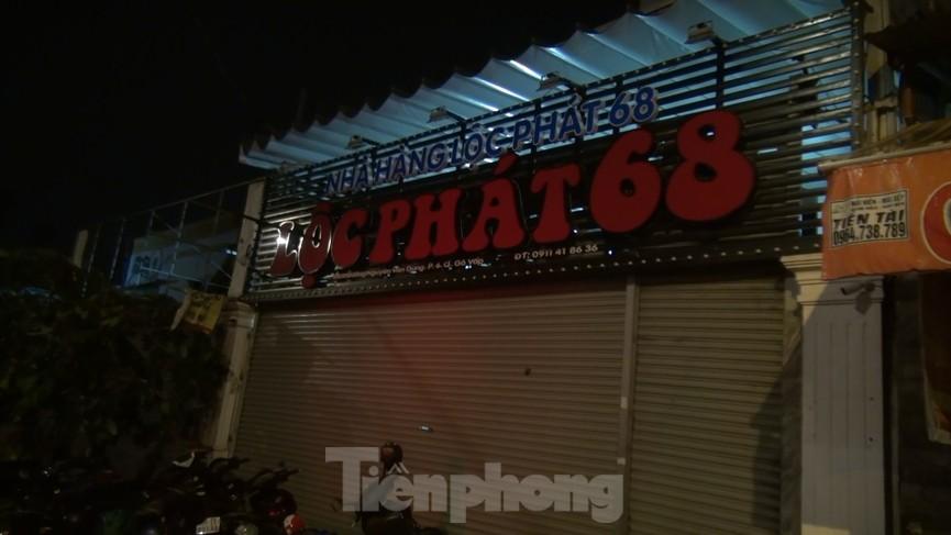 Đột kích nhà hàng ở Sài Gòn phát hiện hàng chục người đang phê ma tuý - ảnh 7