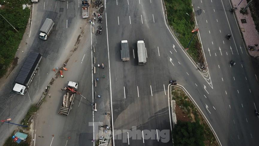 Nhìn từ trên cao nút giao thông cửa ngõ phía Đông Sài Gòn vừa thông xe - ảnh 4