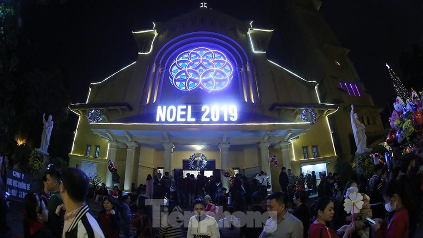 Nhà thờ Cửa Bắc: Đêm thánh đường đón Noel - ảnh 7