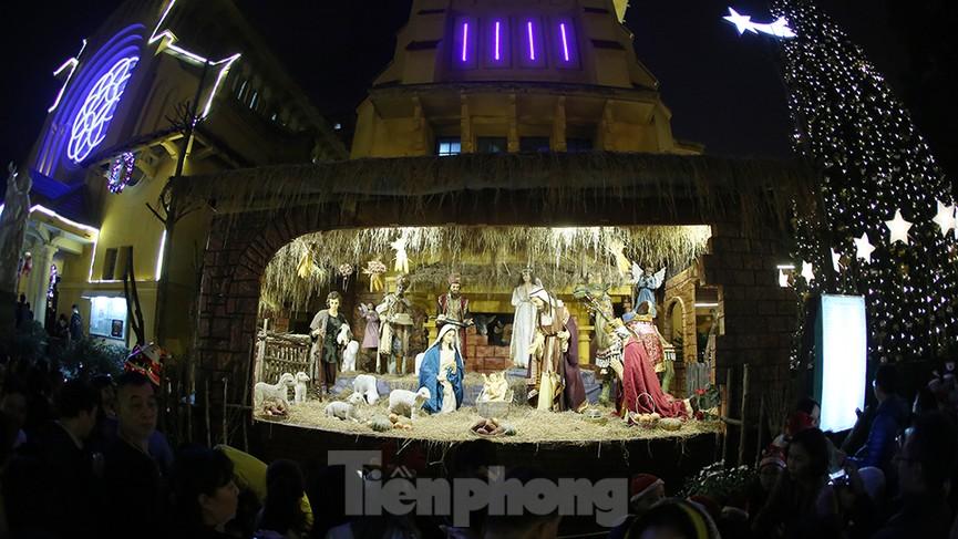 Nhà thờ Cửa Bắc: Đêm thánh đường đón Noel - ảnh 17