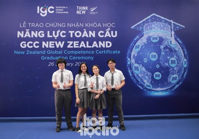 Tham gia khóa học Chứng chỉ Năng lực Toàn cầu, 25 teen Việt tiết lộ những bài học không đọc phí cả thanh xuân! - ảnh 1