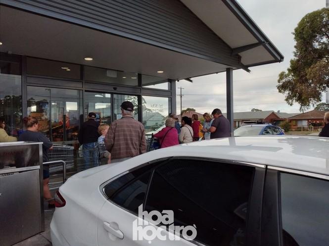 Không khí hoang mang, lo lắng bao trùm tiểu bang Victoria - Tâm dịch COVID-19 của nước Úc - ảnh 2