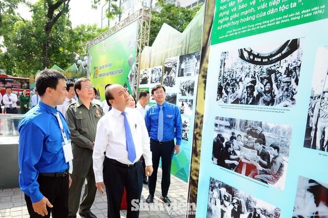 Xúc động hình ảnh Lực lượng Thanh niên xung phong Việt Nam qua các thời kỳ - ảnh 3
