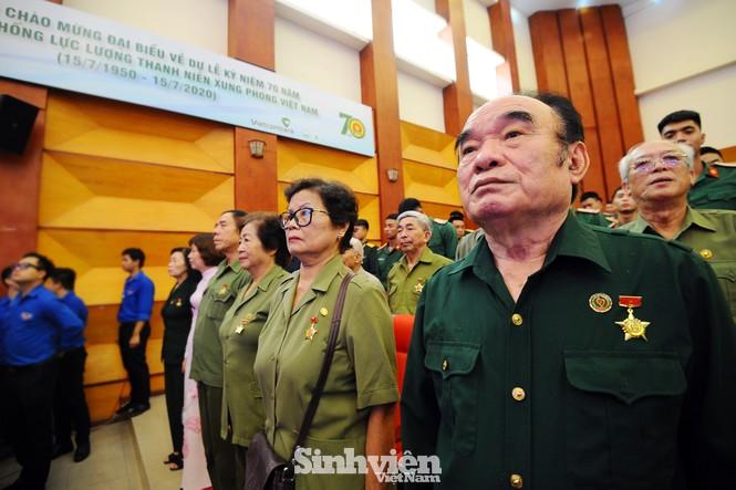 Xúc động hình ảnh Lực lượng Thanh niên xung phong Việt Nam qua các thời kỳ - ảnh 2