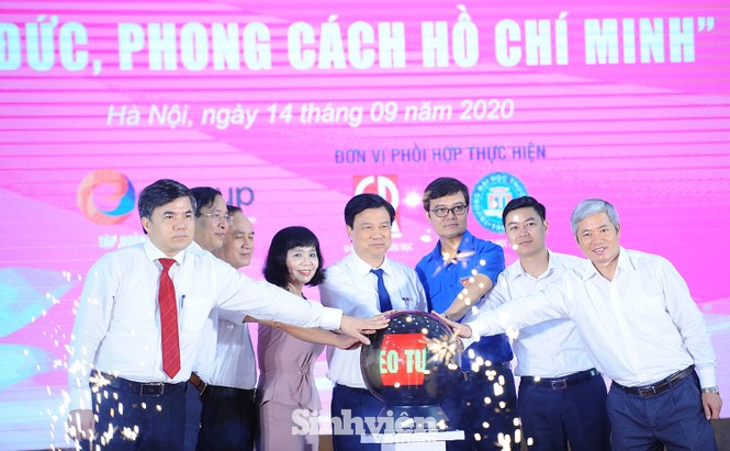 Tuổi trẻ học tập và làm việc theo tư tưởng, đạo đức, phong cách Hồ Chí Minh - ảnh 1