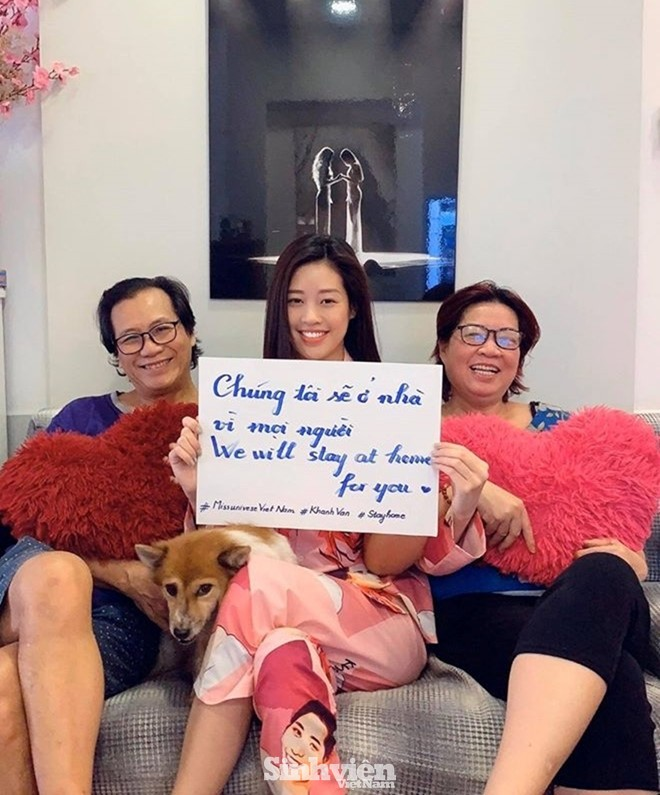 Sao Việt hưởng ứng phong trào #StayAtHome, kêu gọi mọi người cùng ở nhà phòng dịch - ảnh 8