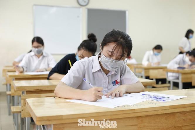 Thí sinh làm thủ tục nhập học trong thời gian 5 ngày - ảnh 1