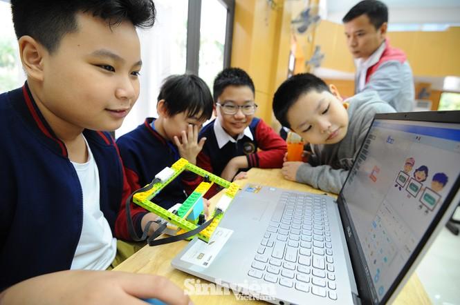 169 thí sinh tham dự vòng sơ khảo phía Bắc Hội thi Tin học trẻ toàn quốc - ảnh 5
