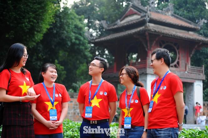 Hơn 200 đại biểu dự Diễn đàn Trí thức trẻ Việt Nam toàn cầu lần thứ III - ảnh 1