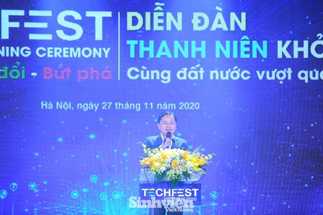 Thủ tướng Chính phủ Nguyễn Xuân Phúc đối thoại với Thanh niên khởi nghiệp - ảnh 8