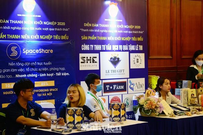 Thủ tướng Chính phủ Nguyễn Xuân Phúc đối thoại với Thanh niên khởi nghiệp - ảnh 7