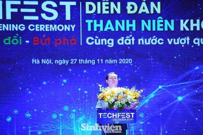 Thủ tướng Chính phủ Nguyễn Xuân Phúc đối thoại với Thanh niên khởi nghiệp - ảnh 3