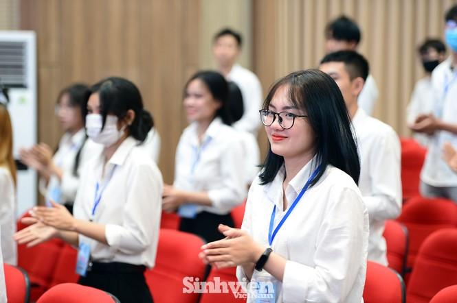 ĐH Công nghiệp Hà Nội có Chủ tịch Hội sinh viên mới - ảnh 6