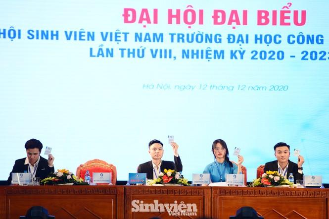 ĐH Công nghiệp Hà Nội có Chủ tịch Hội sinh viên mới - ảnh 3