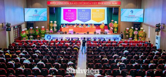 ĐH Công nghiệp Hà Nội có Chủ tịch Hội sinh viên mới - ảnh 1