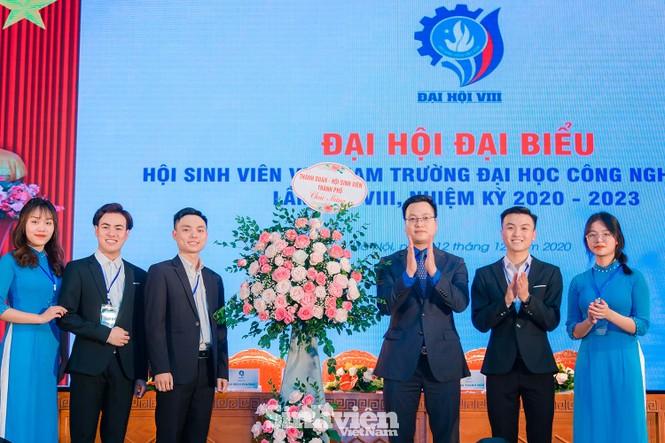 ĐH Công nghiệp Hà Nội có Chủ tịch Hội sinh viên mới - ảnh 8