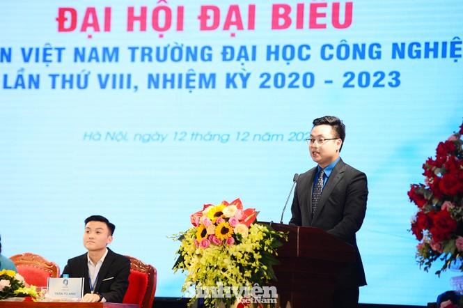 ĐH Công nghiệp Hà Nội có Chủ tịch Hội sinh viên mới - ảnh 11