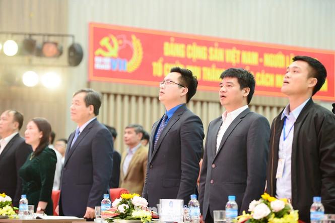 ĐH Công nghiệp Hà Nội có Chủ tịch Hội sinh viên mới - ảnh 4