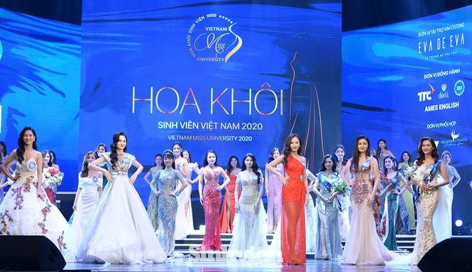 Nữ sinh ĐH Nam Cần Thơ đăng quang Hoa khôi Sinh viên Việt Nam 2020 - ảnh 7