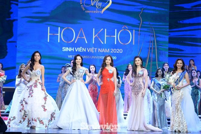 Nữ sinh ĐH Nam Cần Thơ đăng quang Hoa khôi Sinh viên Việt Nam 2020 - ảnh 5