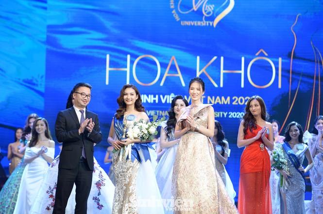 Nữ sinh ĐH Nam Cần Thơ đăng quang Hoa khôi Sinh viên Việt Nam 2020 - ảnh 3