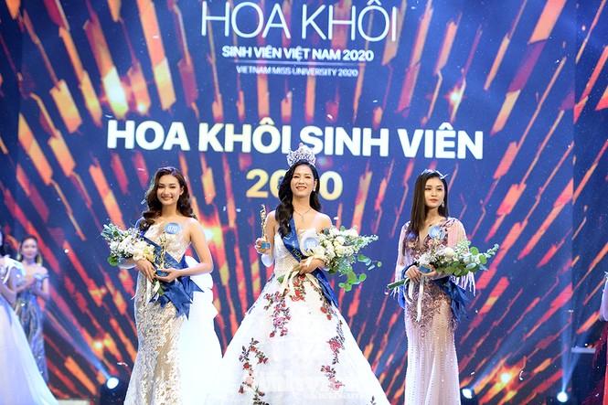Nhan sắc rạng ngời của nữ sinh viên giành vương miện Hoa khôi Sinh viên Việt Nam 2020 - ảnh 6