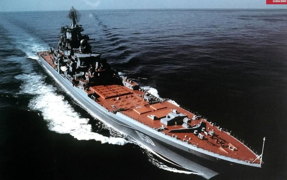 Tại sao hải quân Nga đầu tư vào các tuần dương chiến đấu thời Liên Xô đã hiện đại hóa?