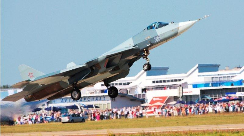 Nga sẽ ra mắt phiên bản xuất khẩu của tiêm kích tàng hình Su-57 tại Diễn đàn Army-2020