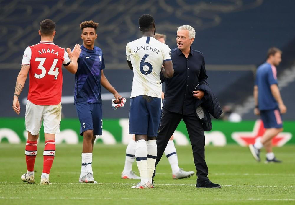 Arsenal khiếp sợ Mourinho thế nào? - xổ số ngày 23072019