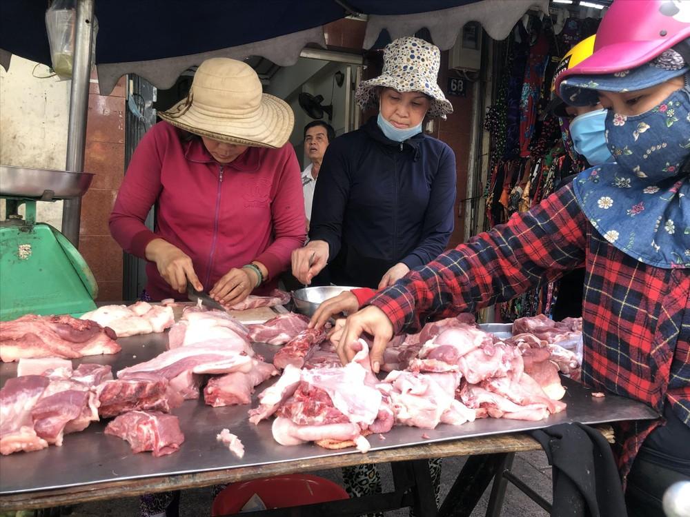 Giá thịt lợn sẽ không tăng cao