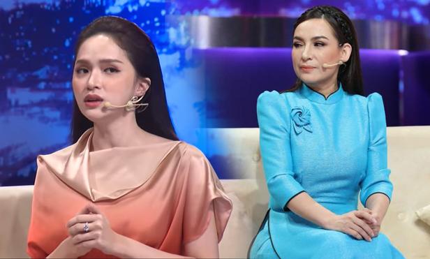 Hương Giang thú nhận từng giả danh cháu gái ruột Phi Nhung để có show