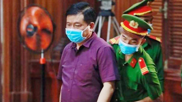 Ông Đinh La Thăng kêu oan nhưng không kháng cáo vụ sai phạm cao tốc Trung Lương