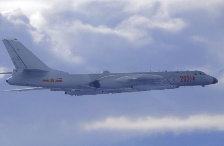 Trung Quốc điều máy bay ném bom gây áp lực với Đài Loan, Mỹ lập tức lên tiếng