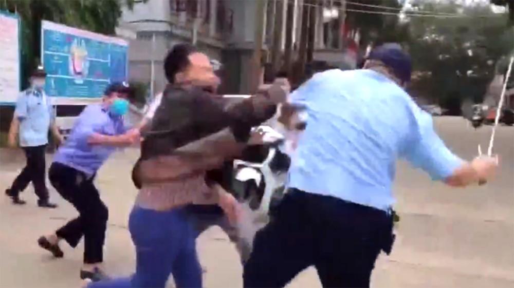 Triệu tập nhiều người liên quan vụ hỗn chiến tại bệnh viện ở Tuyên Quang