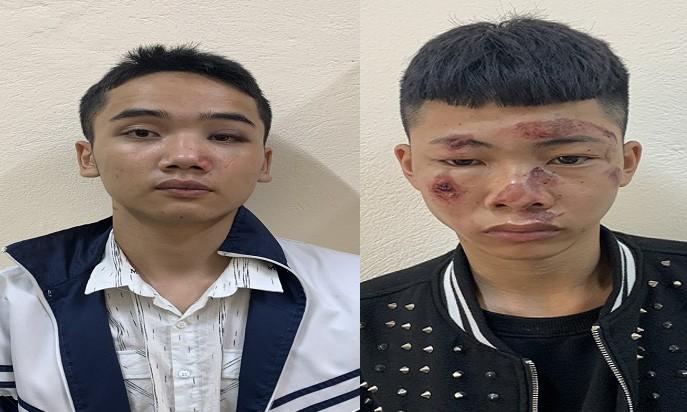 Chiến sĩ CSGT bị người vi phạm tông gãy tay chân