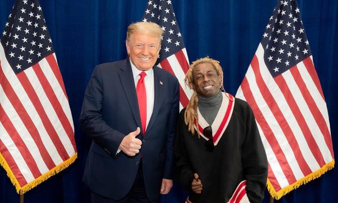 Showbiz 20/1: Hai rapper được ông Donald Trump ân xá