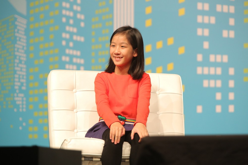 Cô bé CEO 15 tuổi nổi tiếng nhờ ứng dụng học ngôn ngữ trực tuyến