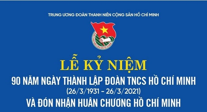 [TRỰC TIẾP] Celebration of the 90th anniversary of the establishment of the Ho Chi Minh Communist Youth Union