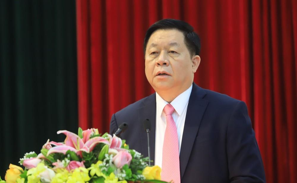 Giới thiệu Trưởng Ban Tuyên giáo Trung ương ứng cử đại biểu Quốc hội