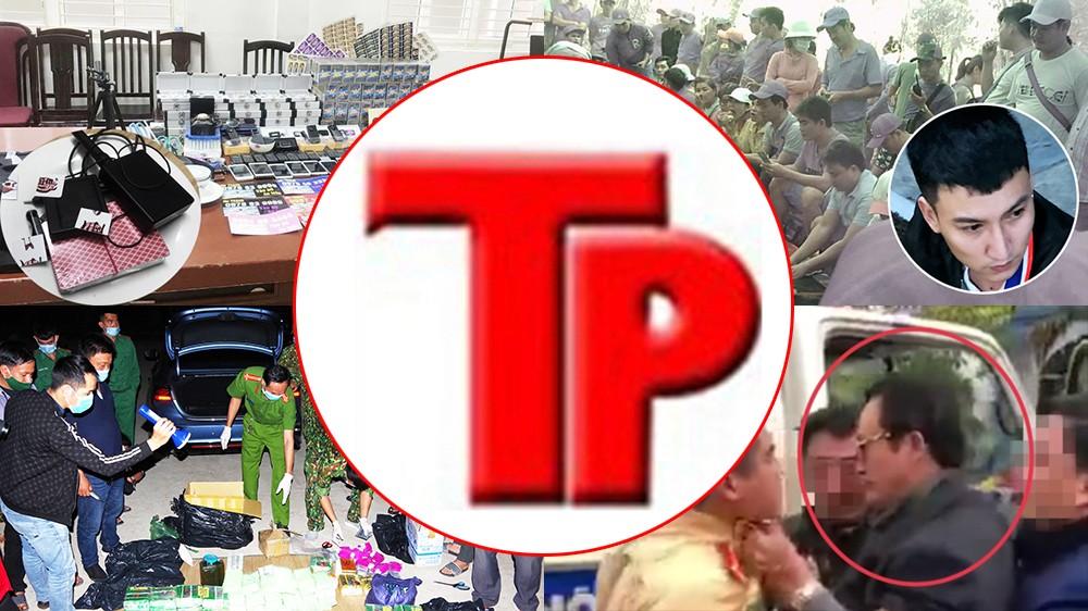 Bản tin Hình sự: Cảnh sát nổ súng bắt con trai Phó trưởng công an huyện